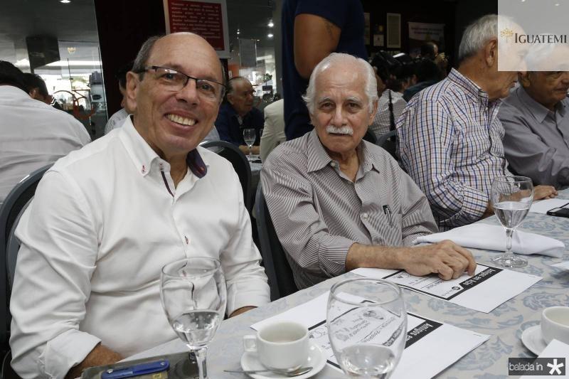 Andre Montenegro e Jose Maria