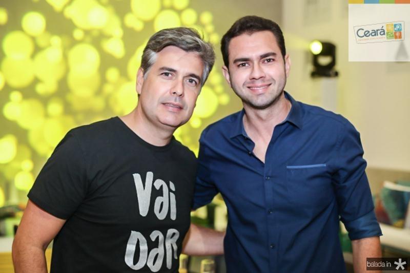 Alexandre Meira e Franklin Oliveira