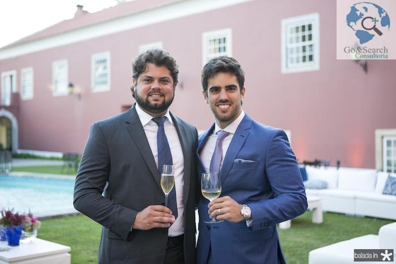 Pedro Garcia e Lucas Ximenes