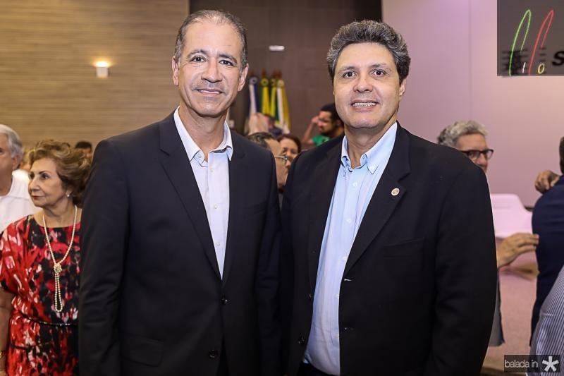 Regis Medeiros e Marcos Oliveira