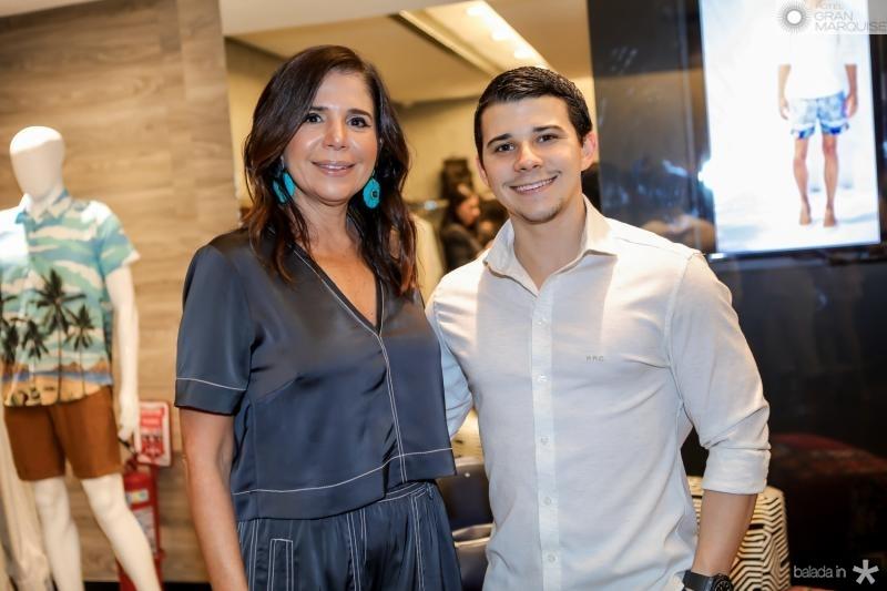 Maria Lucia e Pedro Negrao
