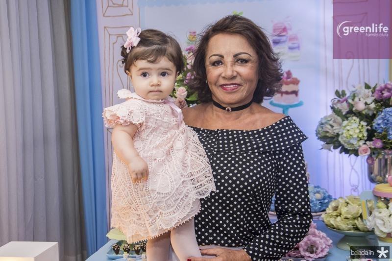 Sara e Eneuda Duarte
