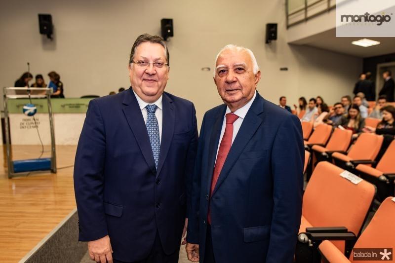Valdemiro Tavora e Edson Silva