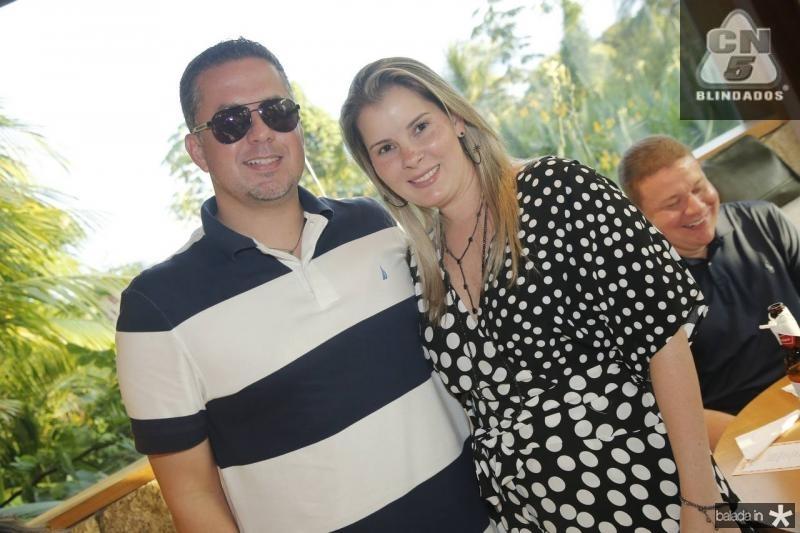 Rafael e Adriana Loureiro