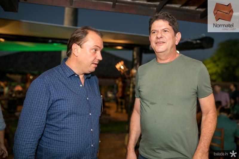 Ariston Pessoa e Cid Gomes