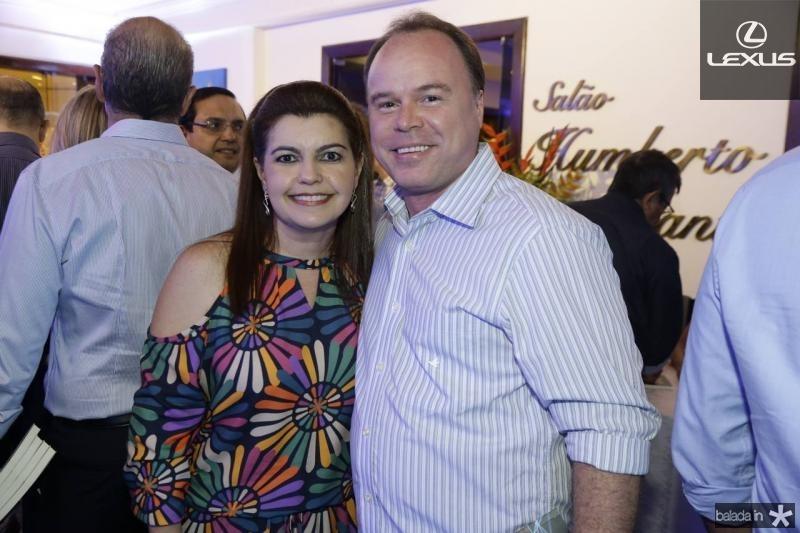 Ana Teresa e Emerson Lima