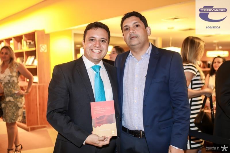 Erico Silveira e  Bruno Queiroz
