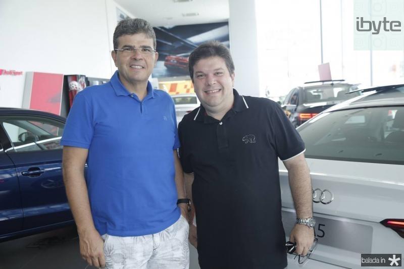 Alberto Mendonca e Chico Vale
