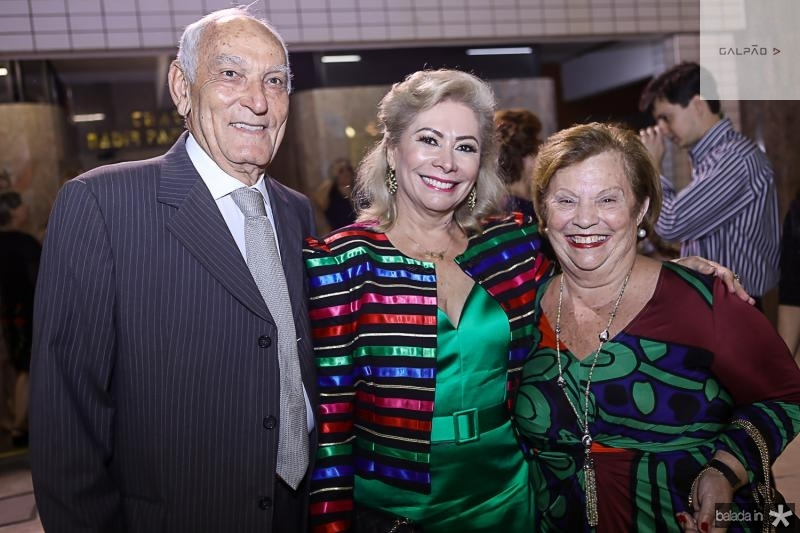 Edson e Ireni Liberato, Ana Penteado