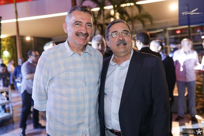 Artur Bruno e Roberto Sergio Ferreira