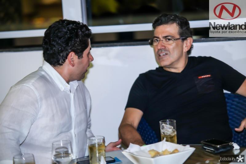 Pompeu Vasconcelos e Alexandre Pereira