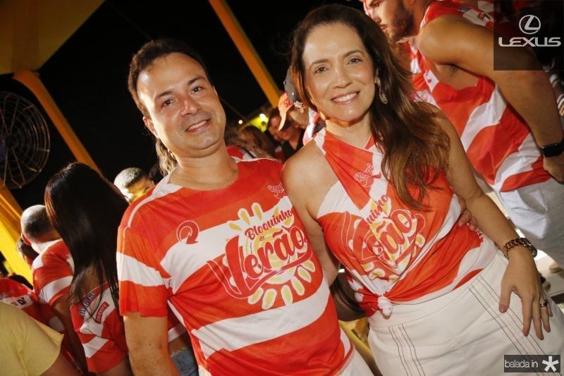 Danilo e Renata Serpa