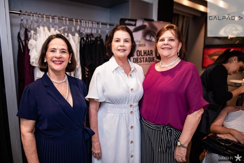 Cristina Midanda, Lurdinha Rodrigues e Consuelo Trabulo