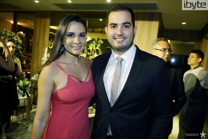 Marina e Renan Pinto