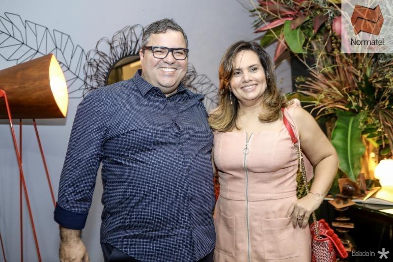 Fernando e Beatriz Timbo