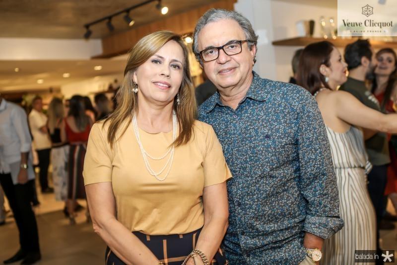 Eveline e Francisco Monteiro