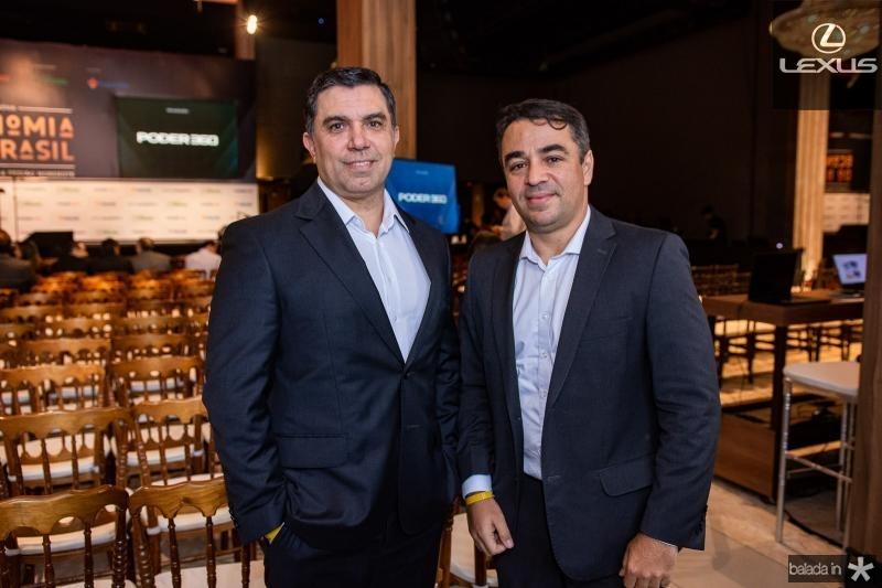 Marcelo Loduca e Otavio Hessa