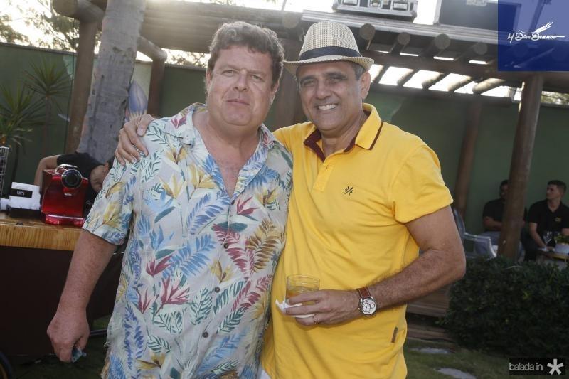 Evandro Colares e Andre Vercosa