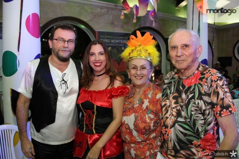 Geraldo Neto, Marcia Pinto, Socorro e Jose? Maria Franc?a
