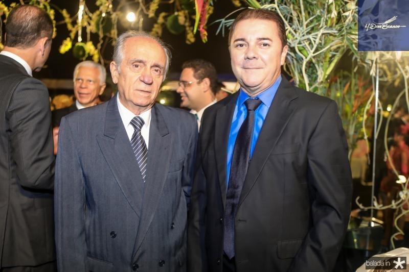 Joao Guimaraes e Elizeu Barros