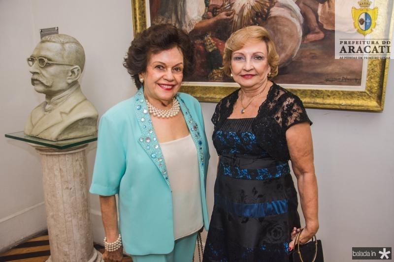 Constanca Tavora e Maria Amoreira