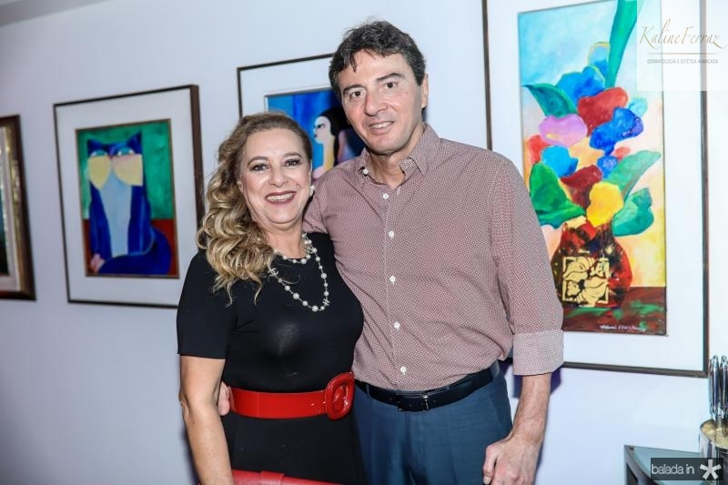 Bricia e Luis Teixeira