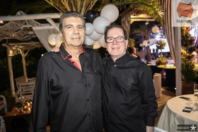 Alfredo Bacha e Joao Borges