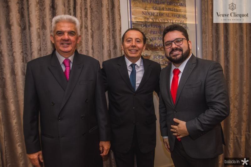 Talles de Sa Cavalcante, Dudu Rodrigues e Inacio Aguiar