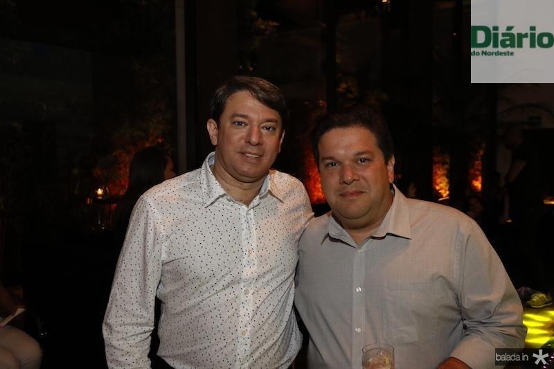 Paulo Vale e Francisco Vale
