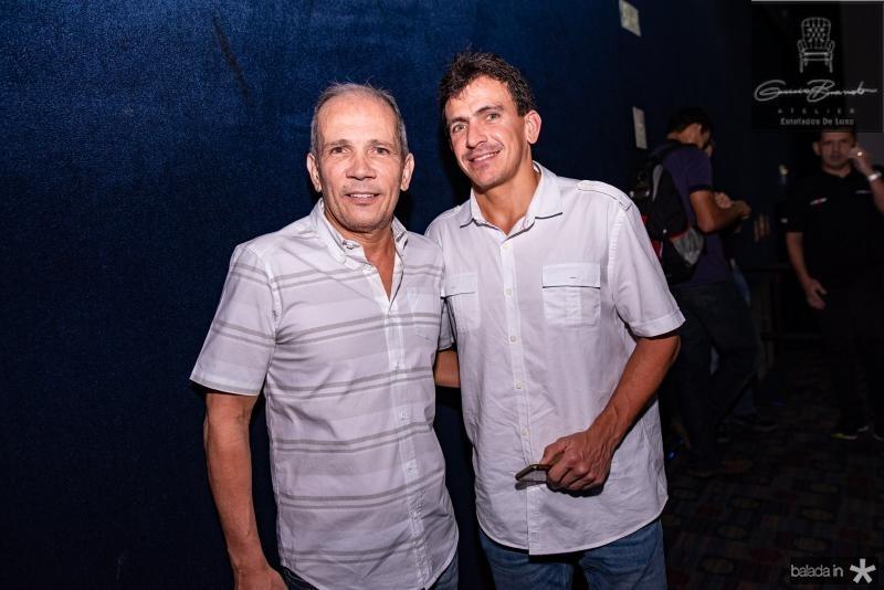 Henrique Araujo e Rommel Reno