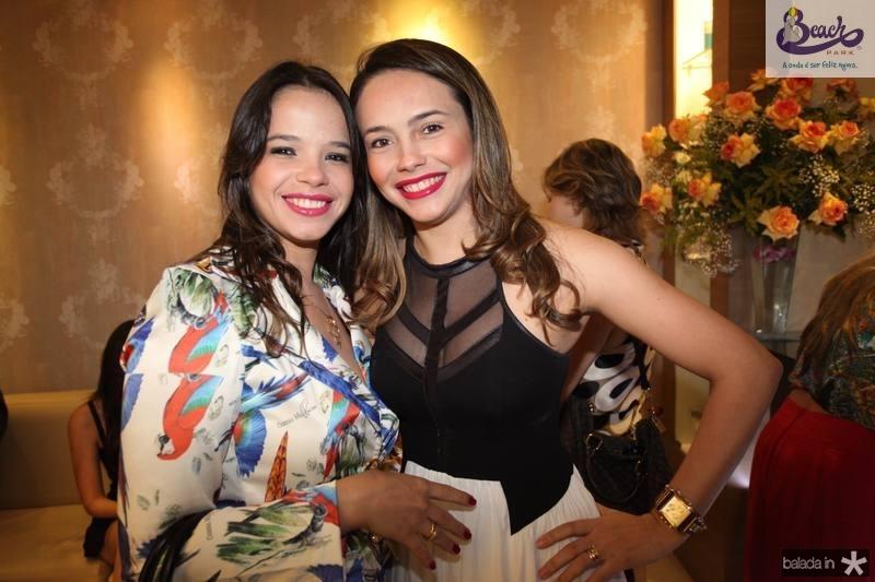 Waleska e Vanessa Soares