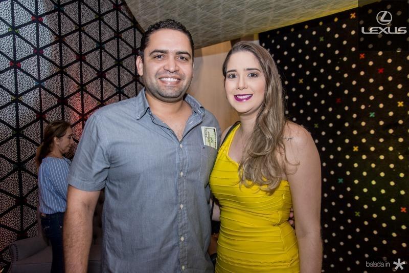 Julio Mesquita e Zaira Mendes