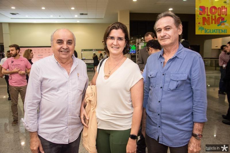 Joao Nogueira, Manoela Nogueira e Osmar Sa