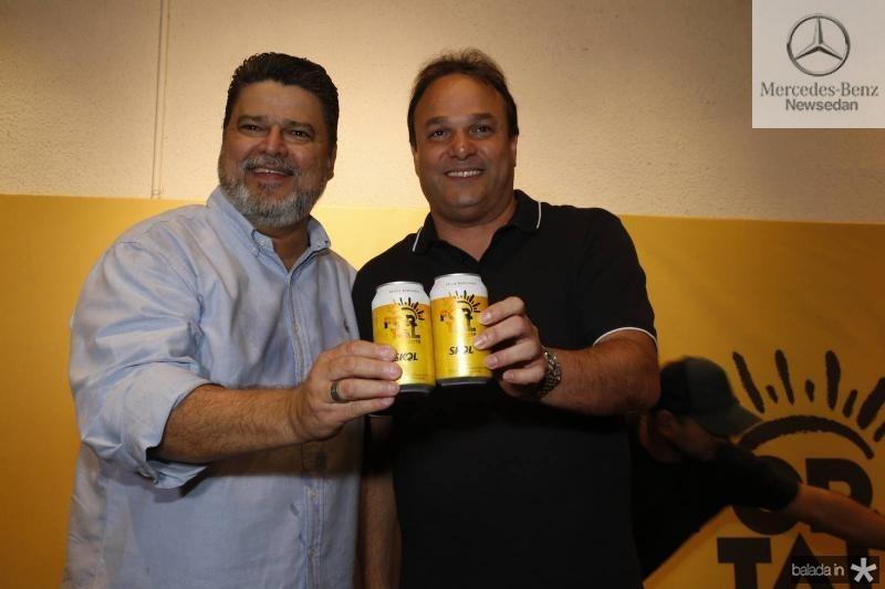 Colombo Cialdini e Enio Cabral