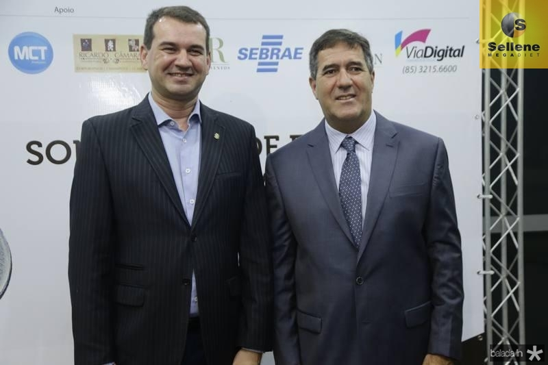 Josbertine Clementino e Luiz Gastão Bittencourt