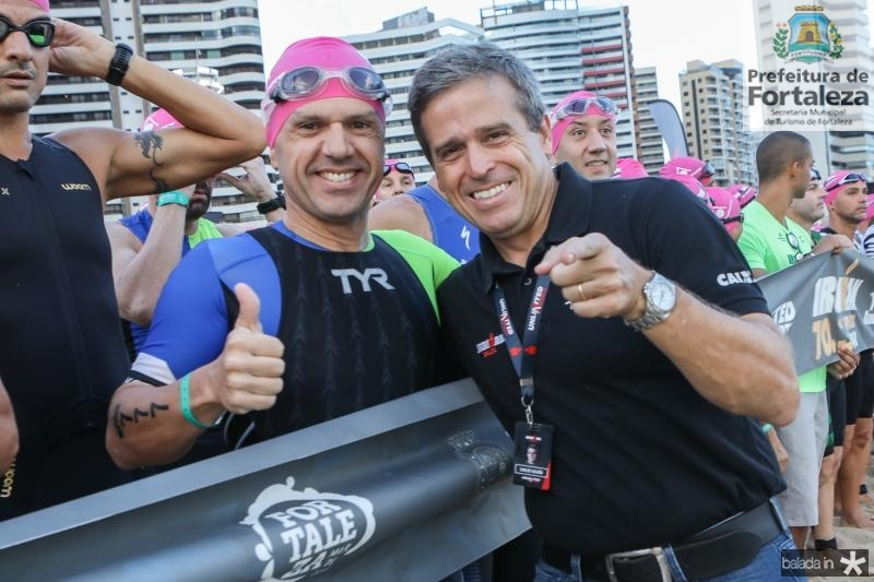 Erick Vasconcelos e Carlos Galvao