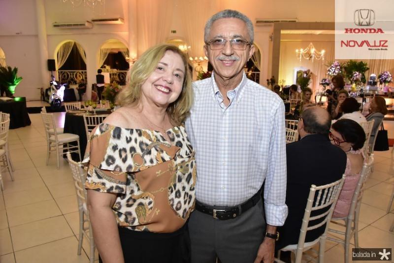 Lucia e Clodionor Araujo