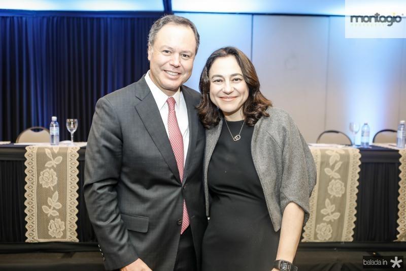 Gregorio Gutierrez e Daniela de Fiori