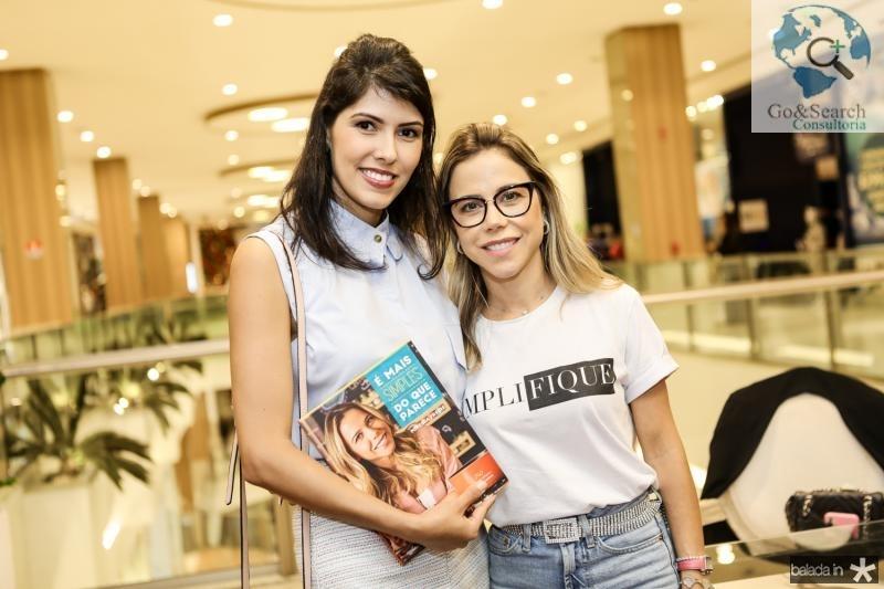 Flavia Simoes e Mirella Rocha