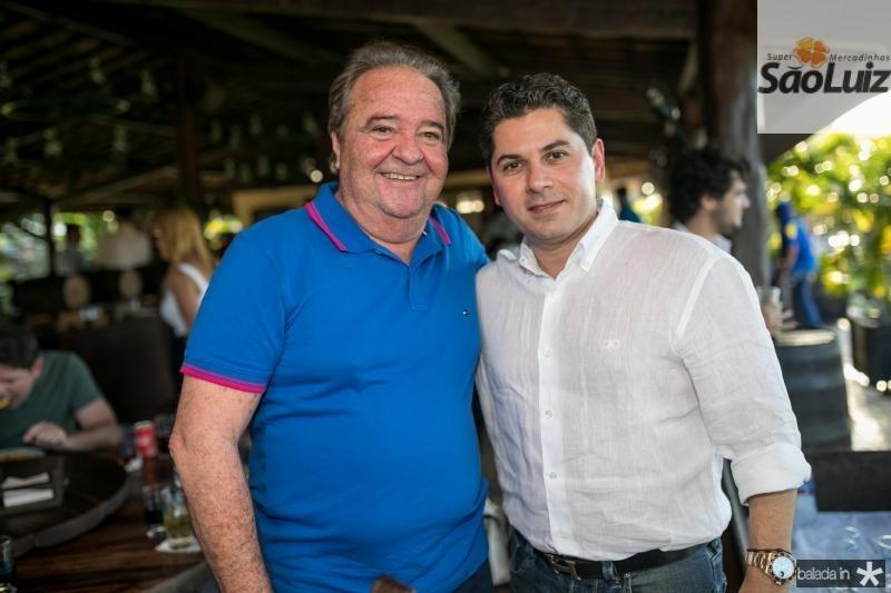Chiquinho Aragao e Pompeu Vasconcelos