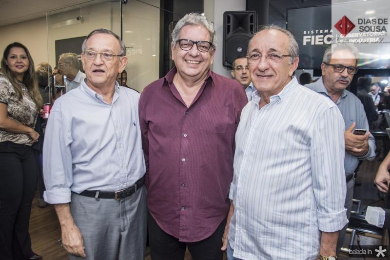 Fred Saboia, Fred Fernandes e Fred Osanan