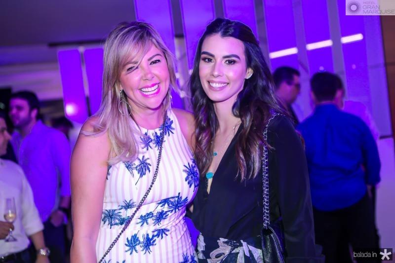 Patricia Dias e Camila Moreira