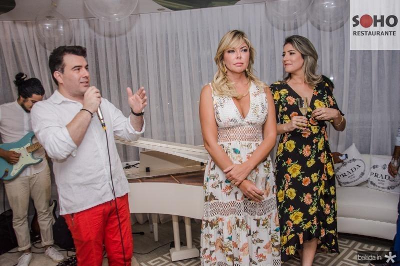 Danilo Dias, Patricia Dias e Leyliane Pinheiro