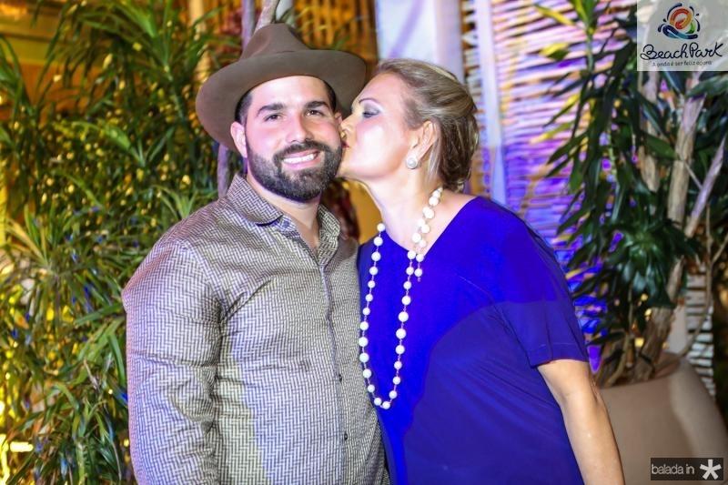Felipe e Lenise Rocha