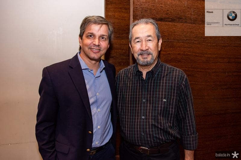 Romulo Alexandre e Coronel Romero