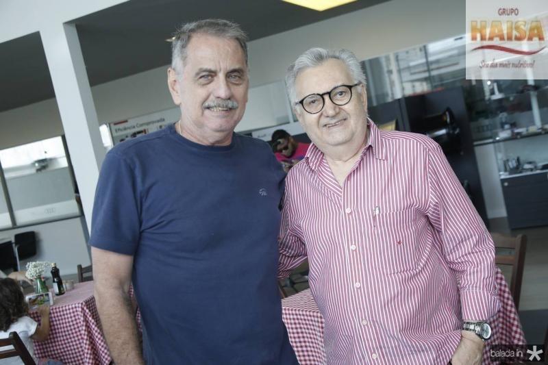 Marcos Torres de Melo e Marconi Viana