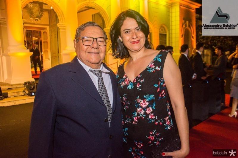 Ricardo e Mel Arruda