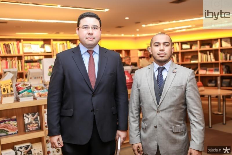 Gabriel Brandao e Ramon David