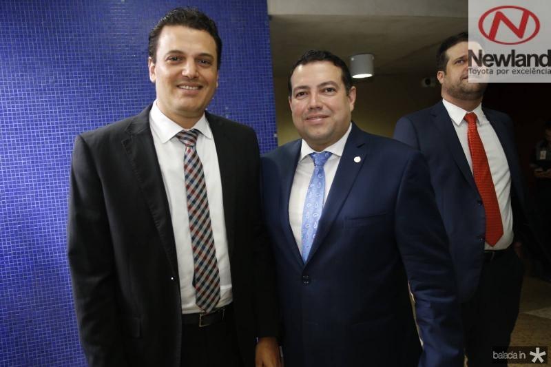 Breno Chaves e Willerso Matias