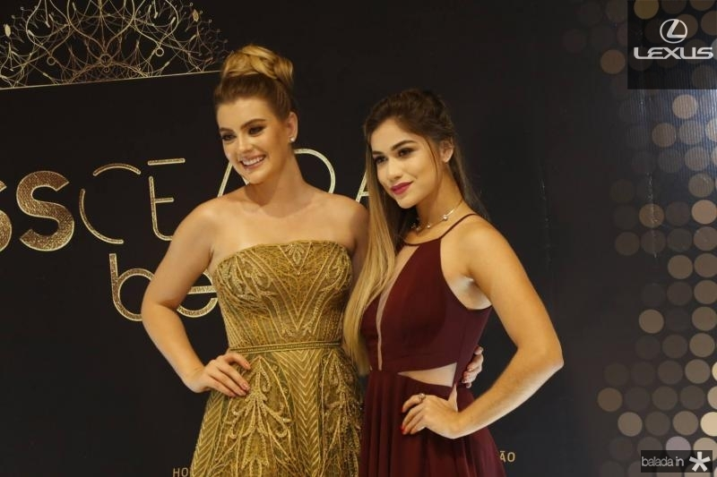 Teresa Santos e Thais Nobre
